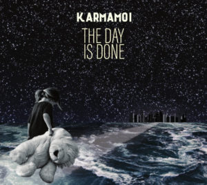 Karmamoi - The Day Is Done - Front Cover -